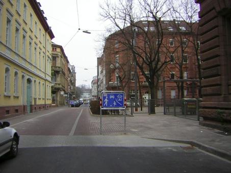 Leopoldstraße Karlsruhe
